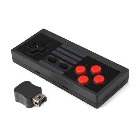 Battery Operated Wireless Game Controller For Nes Nintendo
