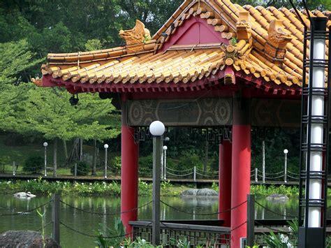 Japanischer Garten Singapur by Chinesischer Und Japanischer Garten Ein Berliner In Singapur