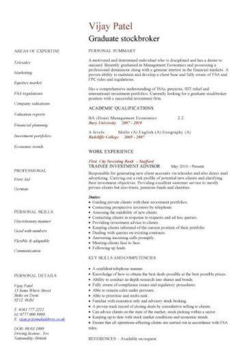 financial cv template business administration cv templates accountant financial