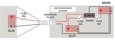 Back Up Alarm Wiring Diagram Freightliner M2 by How To Wire Third Battery Exploroz Forum
