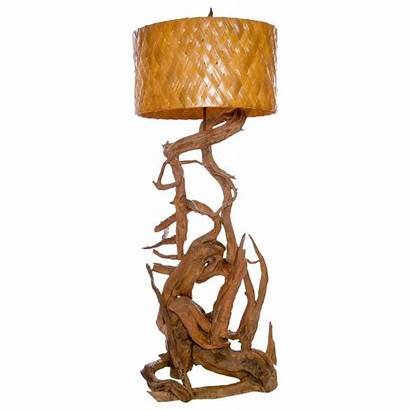 Driftwood Floor Lamp 1stdibs Lamps Lighting