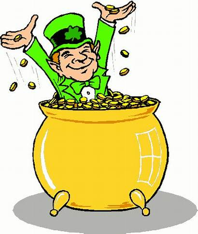 Leprechaun Pot Gold Clip Celebrities Bollywood Pm