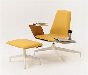 HARBOR WORK LOUNGE CHAIR - Lounge-work seating from