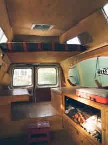 DIY Camper Van Bed Conversions