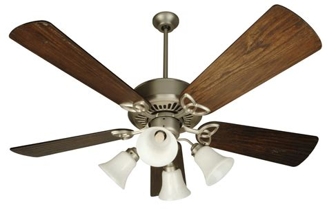 Ceiling Fan Uplight by Craftmade Sn52bn Brushed Nickel Traditional Indoor Ceiling