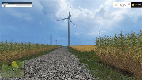 with the wind ls ls 15 vestas windrad 3 megawatt v 1 0 platzierbare
