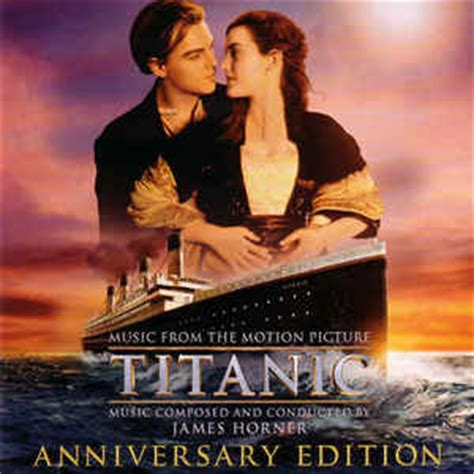 horner the sinking horner titanic from the motion picture