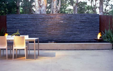 garden feature wall colours mintaro slate quarries
