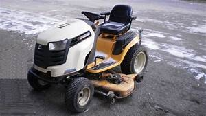 2009 Cub Cadet Sltx 1054 Lawn  U0026 Garden And Commercial Mowing