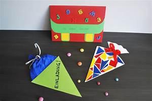 Einladungen Kindergeburtstag Selbst Gestalten : einladung einschulung kinderspiele ~ Markanthonyermac.com Haus und Dekorationen