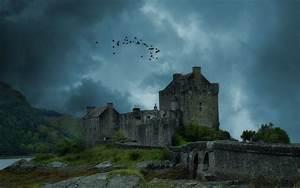 11 Eilean Donan Castle HD Wallpapers