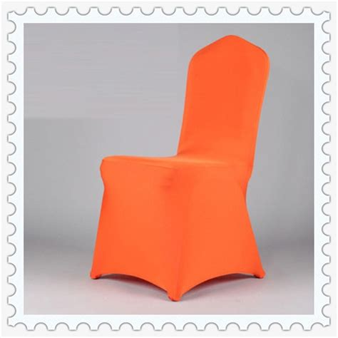 popular orange chair covers buy cheap orange chair covers