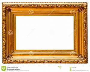 Gold Vintage Frame Royalty Free Stock Images - Image: 31727289