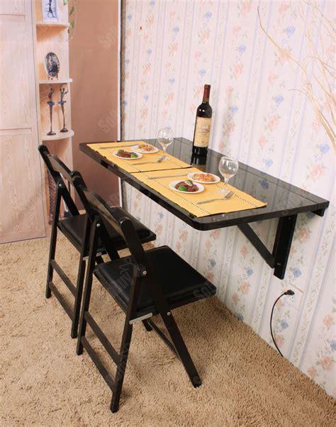 table murale pliante cuisine alternatif meja makan untuk rumah tanpa ruang makan