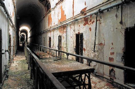 eastern state penitentiary dishes  prison food weekend