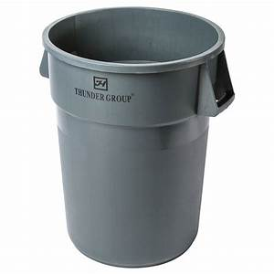 Thunder Group - PLTC044G 44 Gal Plastic Trash Can