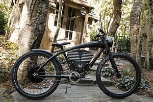 Vintage Electric Scrambler S E-bicycle