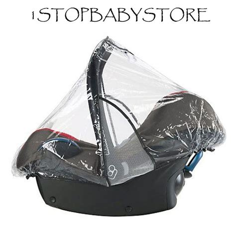 Brand New Quality Car Seat Rain Cover To Fit Maxicosi