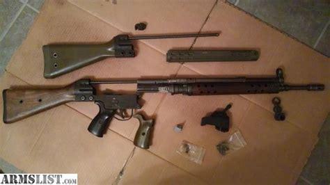 armslist  saletrade hk  rifle build kit  magazines