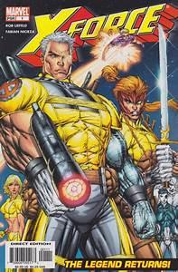 X-Force (Volume) - Comic Vine