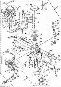 33 Yamaha V Star 1100 Carburetor Diagram