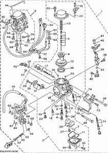 33 Yamaha V Star 1100 Carburetor Diagram