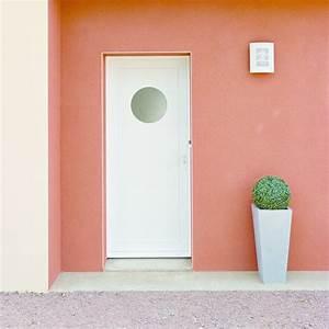 portes d39entree pvc pleines ou vitrees voyel millet With millet porte d entrée