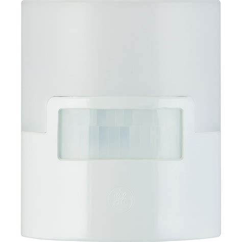motion activated night light ge motion activated led night light white 12201 the
