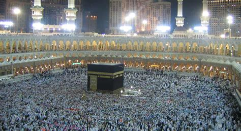 kaaba  mecca  power place
