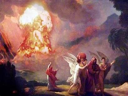 Sodom Gomorrah Nuclear Deviantart Imagenes Gnosticas Breves
