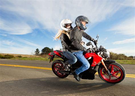 2012 Zero S Electric Motorcycle