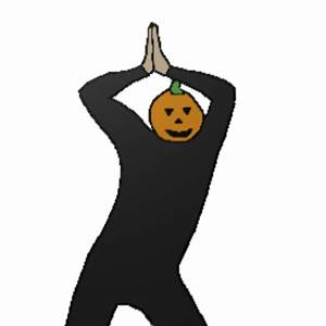 Dancing Pumpkin Man GIF - Roblox