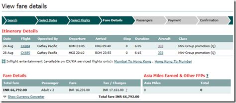 67084 Cathay Pacific Discount Code by Air India And Cathay Pacific Offering Discounts On India