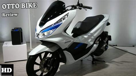 Honda Pcx Electric Backgrounds by Otto Bike Honda Debuts Hybrid And Electric Scooters For