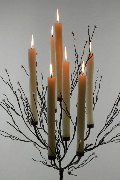 43 quot metal twig tree candle holder i might need two of