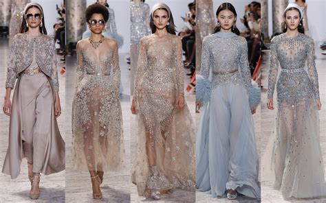 Elie Saab Spring 2017 Haute Couture Collectionfashionela
