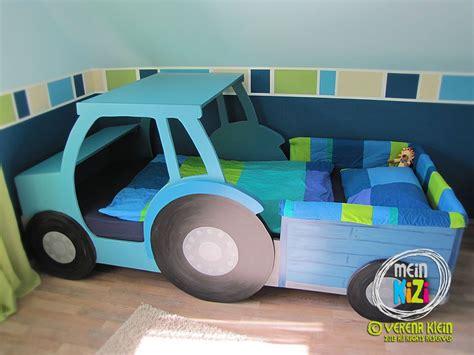 Kinderzimmer Gestalten Junge Traktor by Kinderzimmer Traktor Baustellenzimmer Meintraumhaus