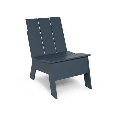 outdoor modern patio chair without arms loll designs