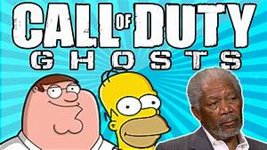 Call of Duty: Ghosts - VOICE PACK DLC PARODY! w/ Jim ...
