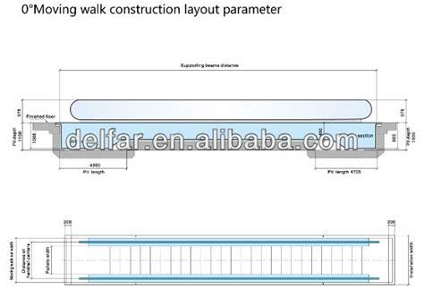 standard sidewalk dimensions moving walk elevator moving sidewalk buy moving walk travelator sidewalk product on alibaba com