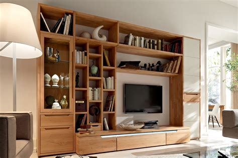 Tv Bookcases by 15 Best Collection Of Tv Bookcases Combination