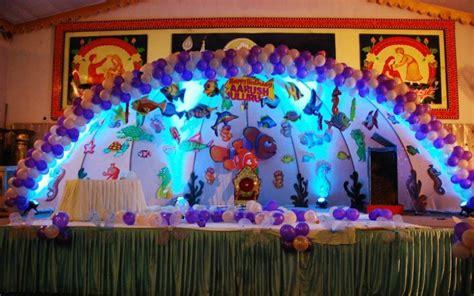 in the decorations birthday decoration ideas designwalls