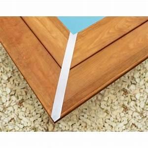 Piscine Hors Sol Plastique : piscine bois hors sol maeva 10x5m escalier ~ Premium-room.com Idées de Décoration