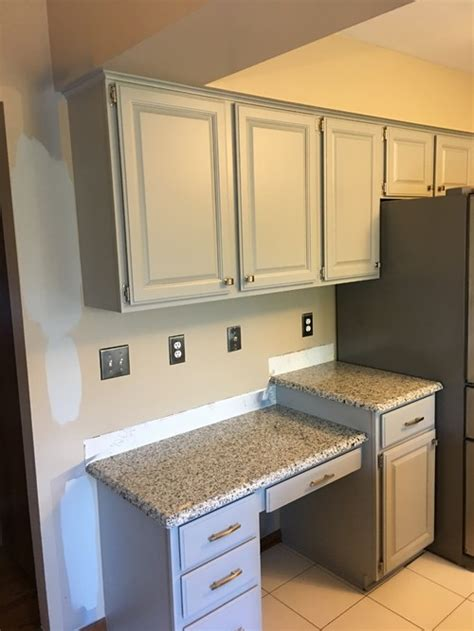 ideas  wall paint color    coventry gray cabinets