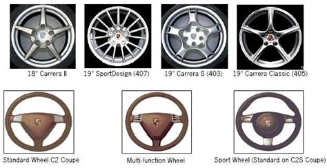 Some New Options On The New Porsche 997