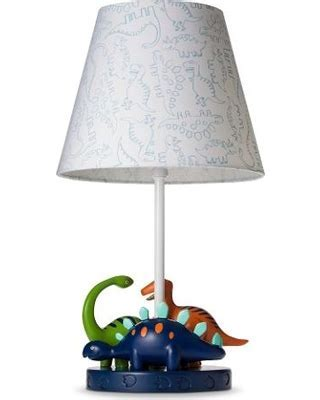 Sweet Winter Deals on Dinosaur Lamp, Multicolor