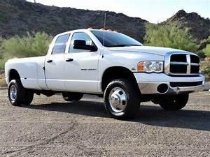 Purchase Used No Reserve 2003 Dodge 3500 Slt 4x4 Quad Cab