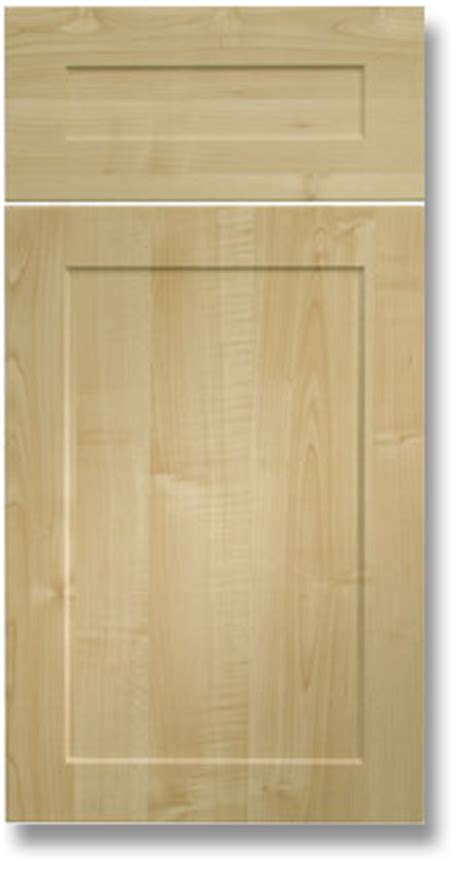 kitchen cabinet door options thermofoil stained wood