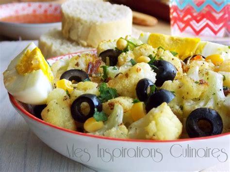 recette de cuisine marocaine facile et rapide salade de chou fleur rôti au four le cuisine de samar