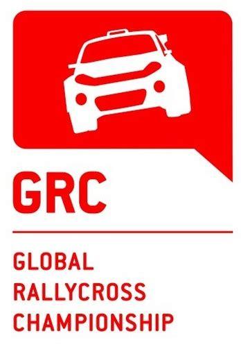 Global Rallycross Championship Logo